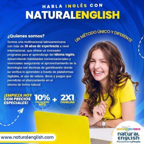 Natural English_ Aliados Facilitarte