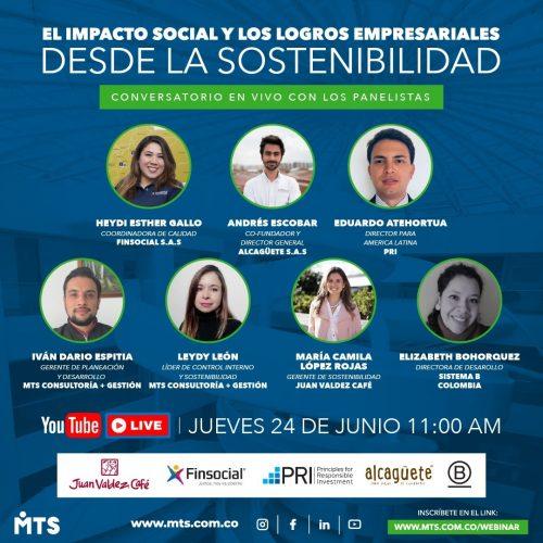 webinar el impacto social